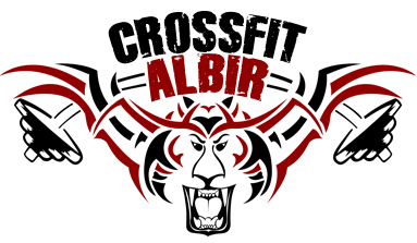 logotipo crossfit albir